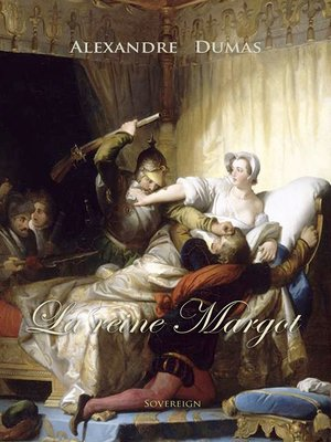 cover image of La reine Margot