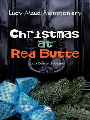 cover image of Christmas at Red Butte and Other Stories