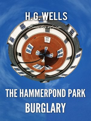cover image of The Hammerpond Park Burglary