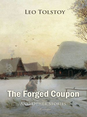 cover image of The Forged Coupon, and Other Stories