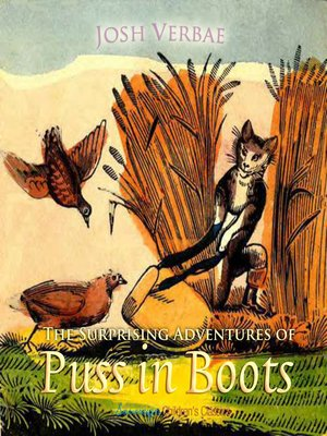 cover image of The Surprising Adventures of Puss in Boots