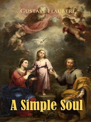 cover image of A Simple Soul