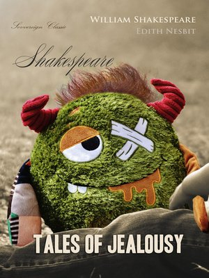 cover image of Shakespeare Tales of Jealousy