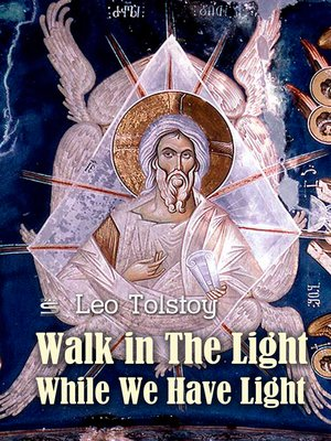 cover image of Walk in the Light While We Have Light