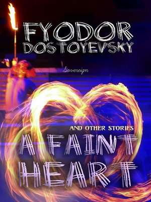 cover image of A Faint Heart and Other Stories