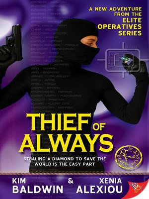 cover image of Thief of Always