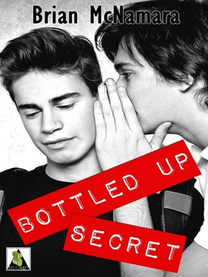cover image of Bottled Up Secret