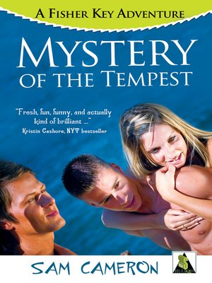 cover image of Mystery of the Tempest