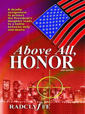 cover image of Above All, Honor