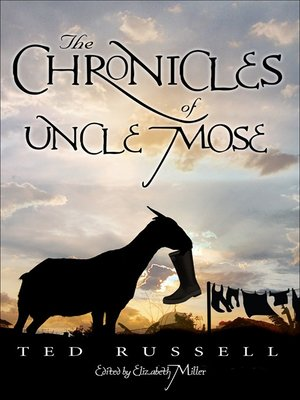 cover image of The Chronicles of Uncle Mose