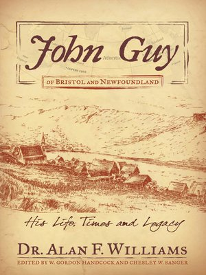 cover image of John Guy of Bristol and Newfoundland
