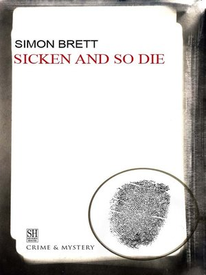 cover image of Sicken and So Die