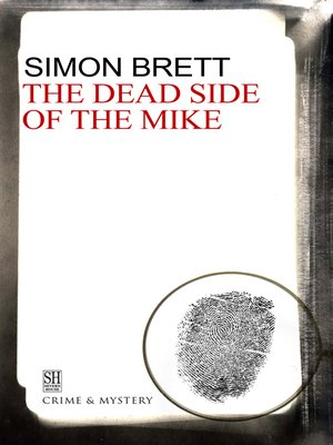 cover image of The Dead Side of the Mike