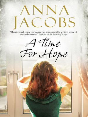 cover image of A Time for Hope