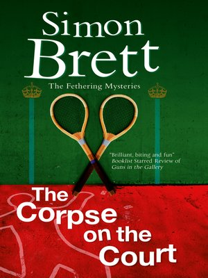 cover image of The Corpse on the Court