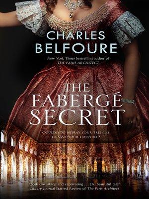 cover image of The Fabergé Secret