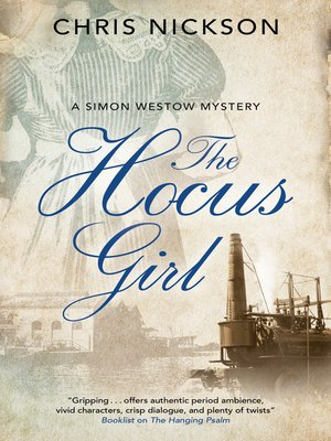 cover image of The Hocus Girl
