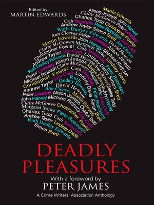 cover image of Deadly Pleasures