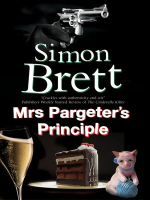 cover image of Mrs. Pargeter's Principle