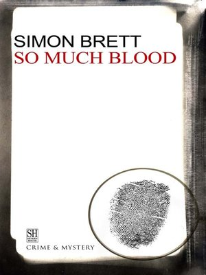 cover image of So Much Blood