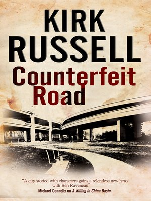 cover image of Counterfeit Road