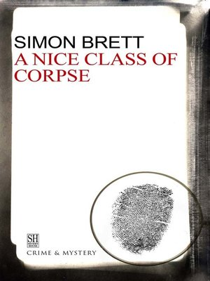 cover image of A Nice Class of Corpse
