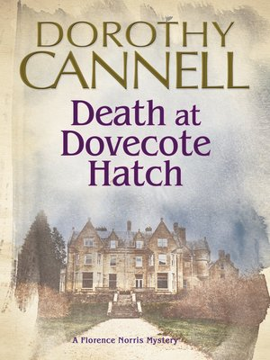 cover image of Death at Dovecote Hatch