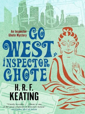 cover image of Go West, Inspector Ghote