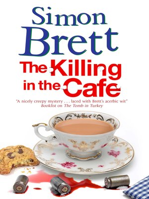 cover image of The Killing in the Café