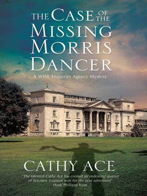 cover image of The Case of the Missing Morris Dancer