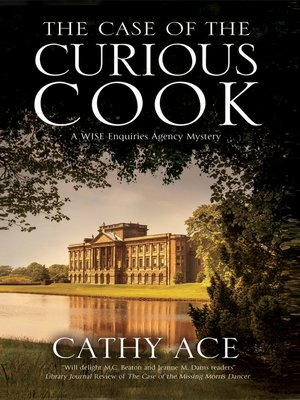 cover image of The Case of the Curious Cook