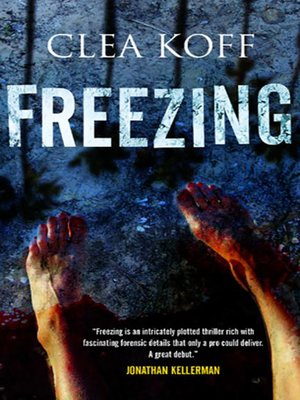 cover image of Freezing