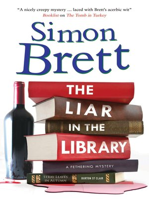 cover image of The Liar in the Library
