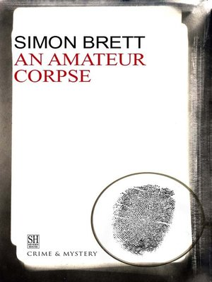 cover image of An Amateur Corpse