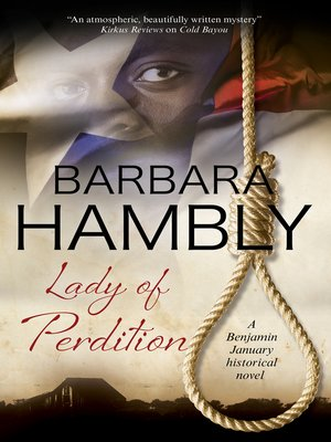 cover image of Lady of Perdition