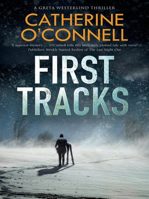cover image of First Tracks