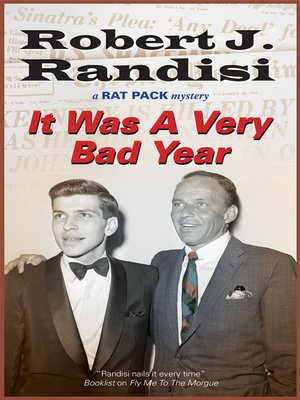 cover image of It Was a Very Bad Year