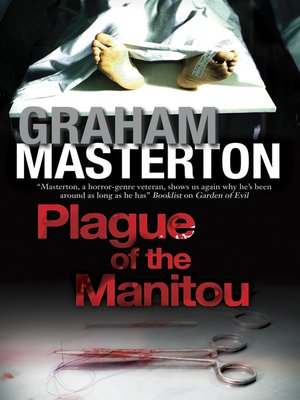 cover image of Plague of the Manitou