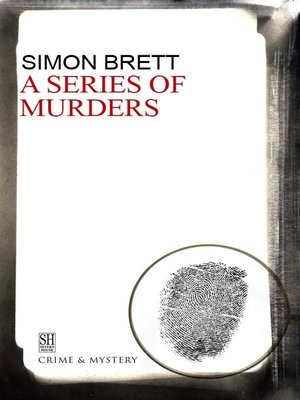 cover image of A Series of Murders
