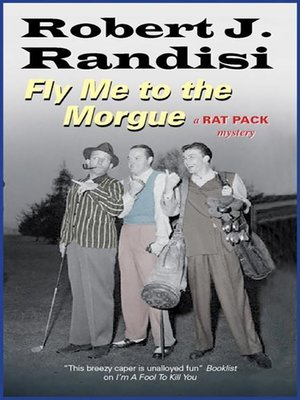 cover image of Fly Me to the Morgue