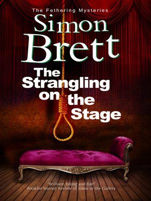 cover image of The Strangling on the Stage