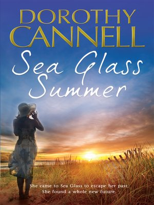cover image of Sea Glass Summer
