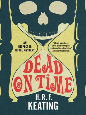 cover image of Dead on Time