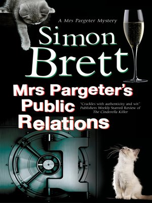 cover image of Mrs. Pargeter's Public Relations