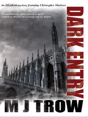 cover image of Dark Entry