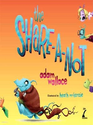 cover image of The Share-A-Not