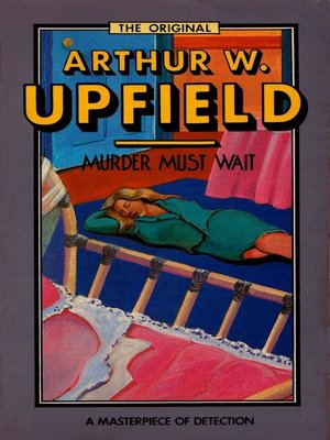 cover image of Murder Must Wait