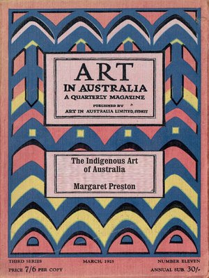 cover image of The Indigenous Art of Australia