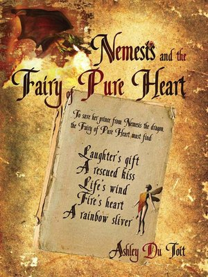 cover image of Nemesis and the Fairy of Pure Heart