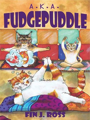 cover image of A. K. A. Fudgepuddle